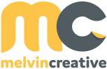 Melvin Creative logo
